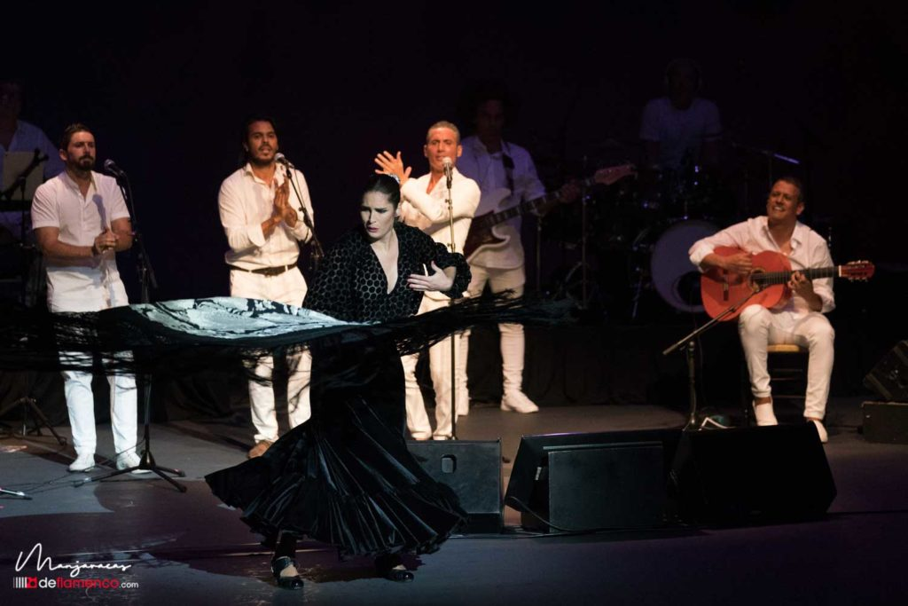 Pitingo & Olga Llorente en Flamenco on Fire