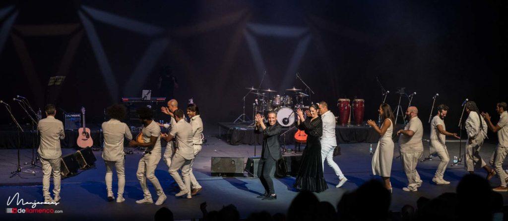 Pitingo en Flamenco on Fire