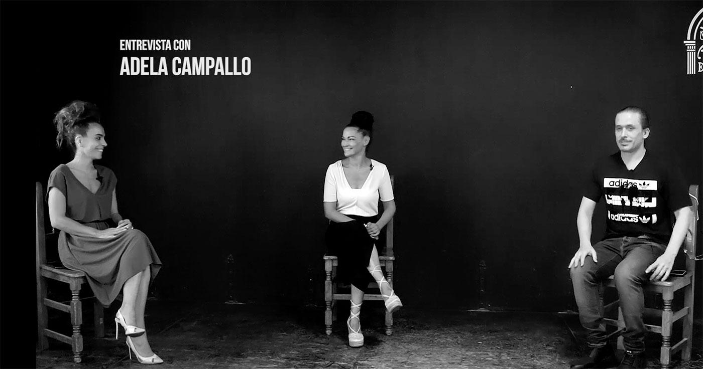 Entrevista a Adela Campallo en Amor de Dios