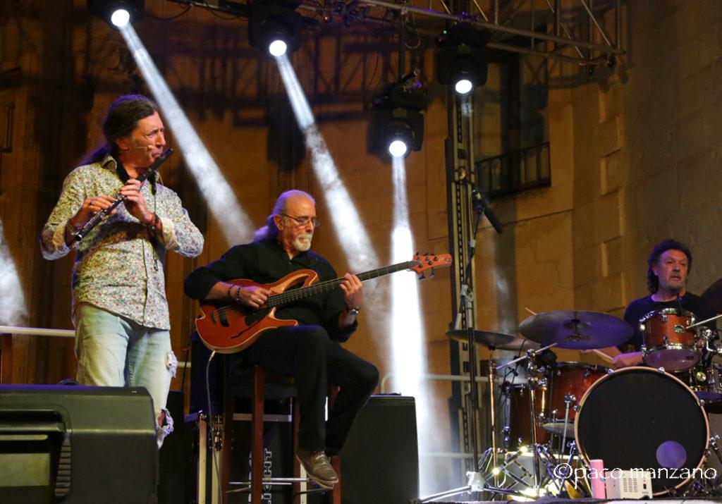 Benavent - Di Geraldo - Jorge Pardo - Estival Cuenca