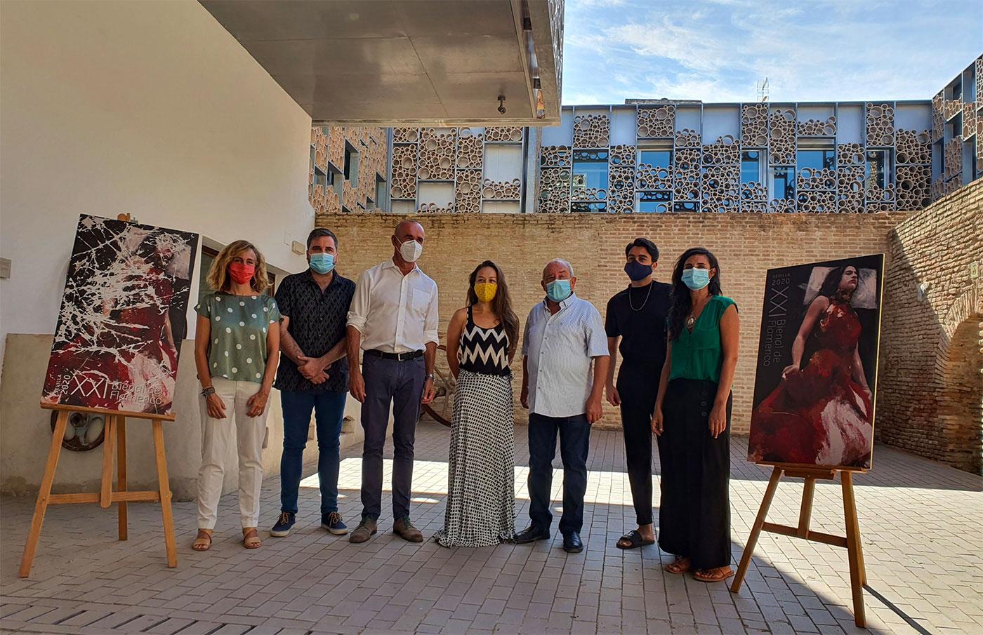Rocío Molina estrenará en La Bienal dos de las tres piezas de su 'Trilogía sobre la Guitarra'