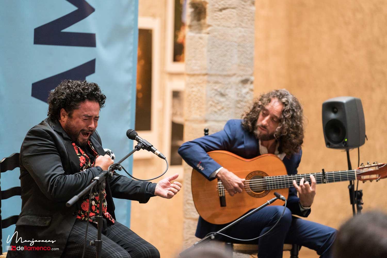 Rafael de Utrera en Flamenco on Fire 2020