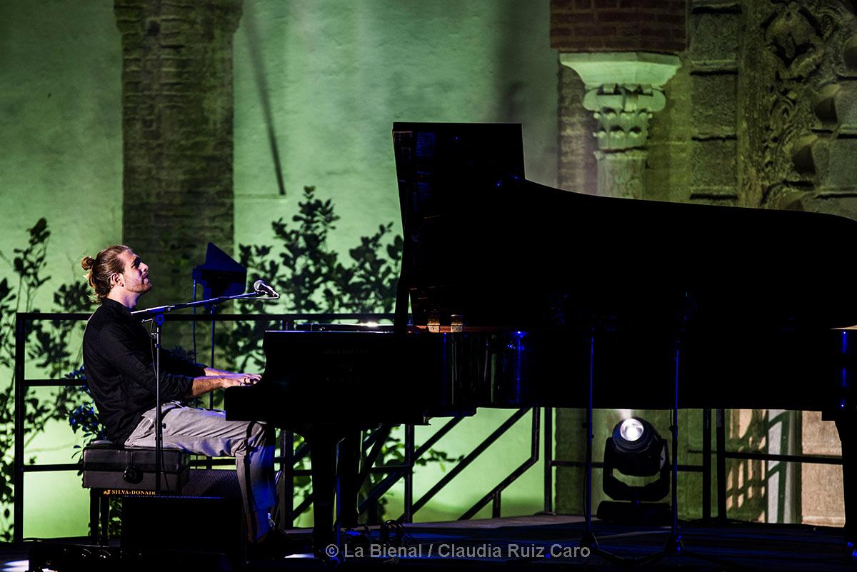 Andrés Barrios - Universo Lorca - La Bienal