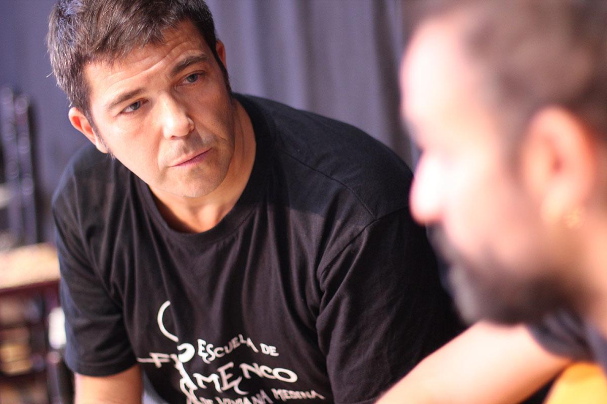 Ángel Rojas - entrevista