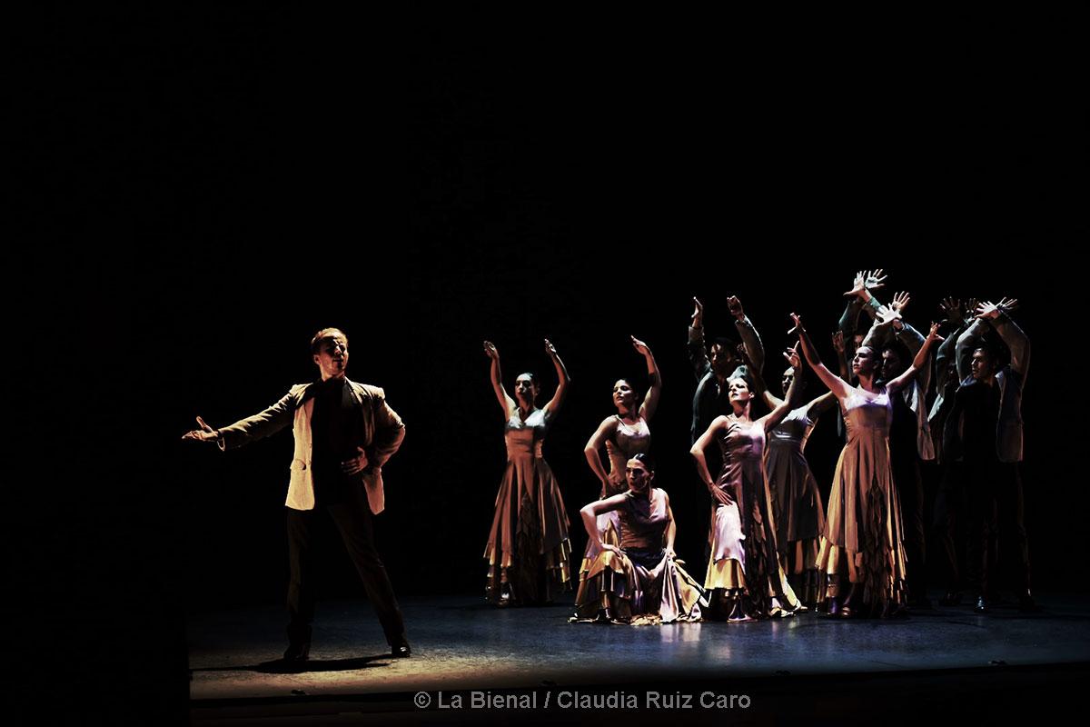 Ballet Flamenco de Andalucía - foto: La Bienal / Claudia Ruiz Caro