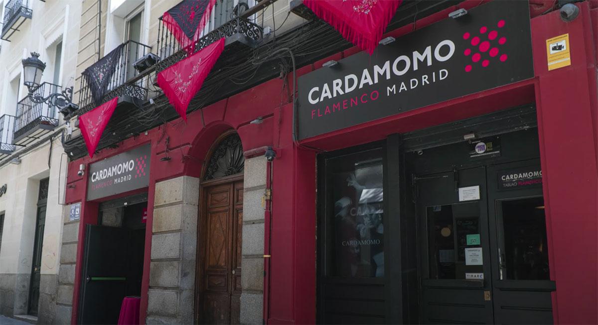 El tablao madrileño Cardamomo presenta el docu-show «Tablao»