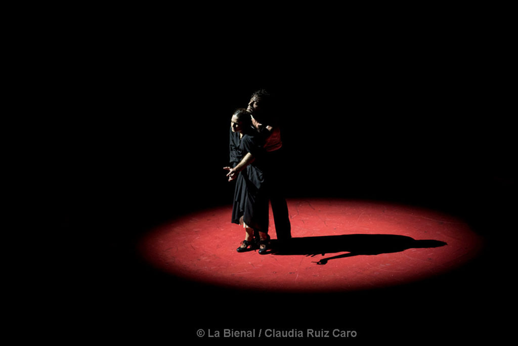 ¡Fandango! de David Coria - La Bienal