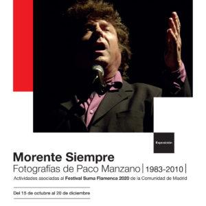 Exposición fotográfica MORENTE SIEMPRE por Paco Manzano