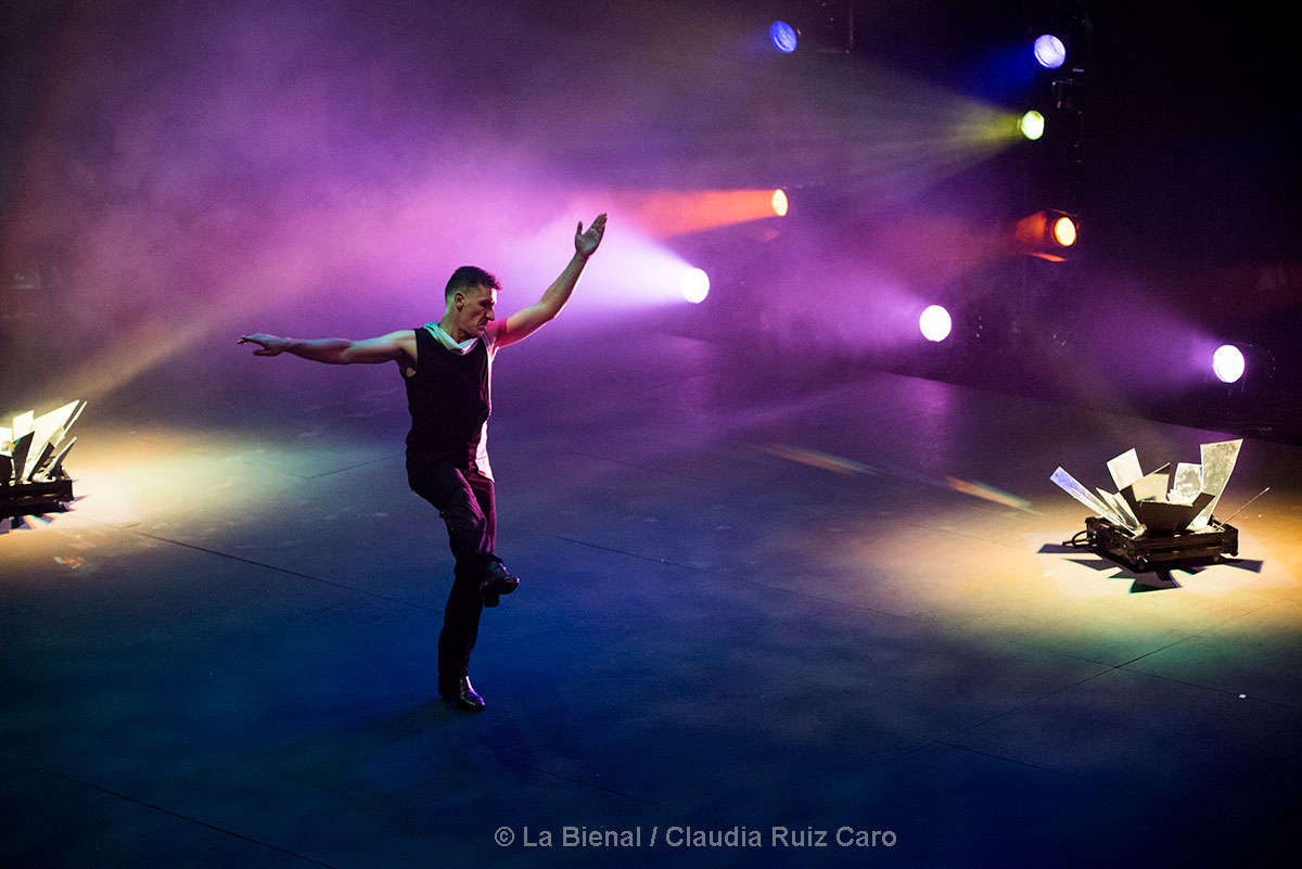 Fernando Romero - La Bienal / Claudia Ruiz Caro