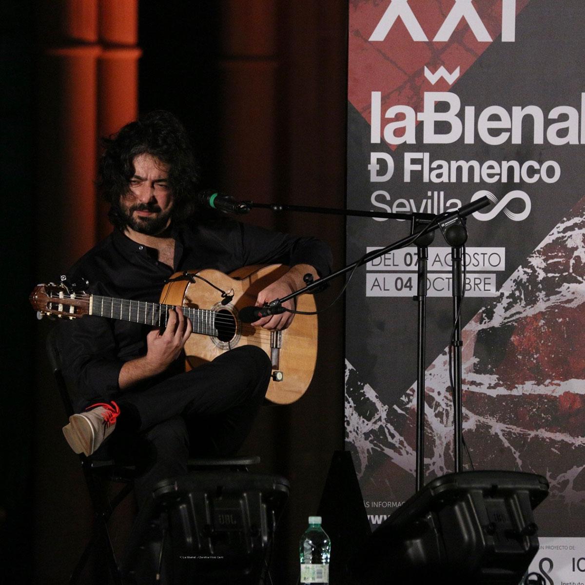 Flamenco tres culturas - Berk Gürman - La Bienal
