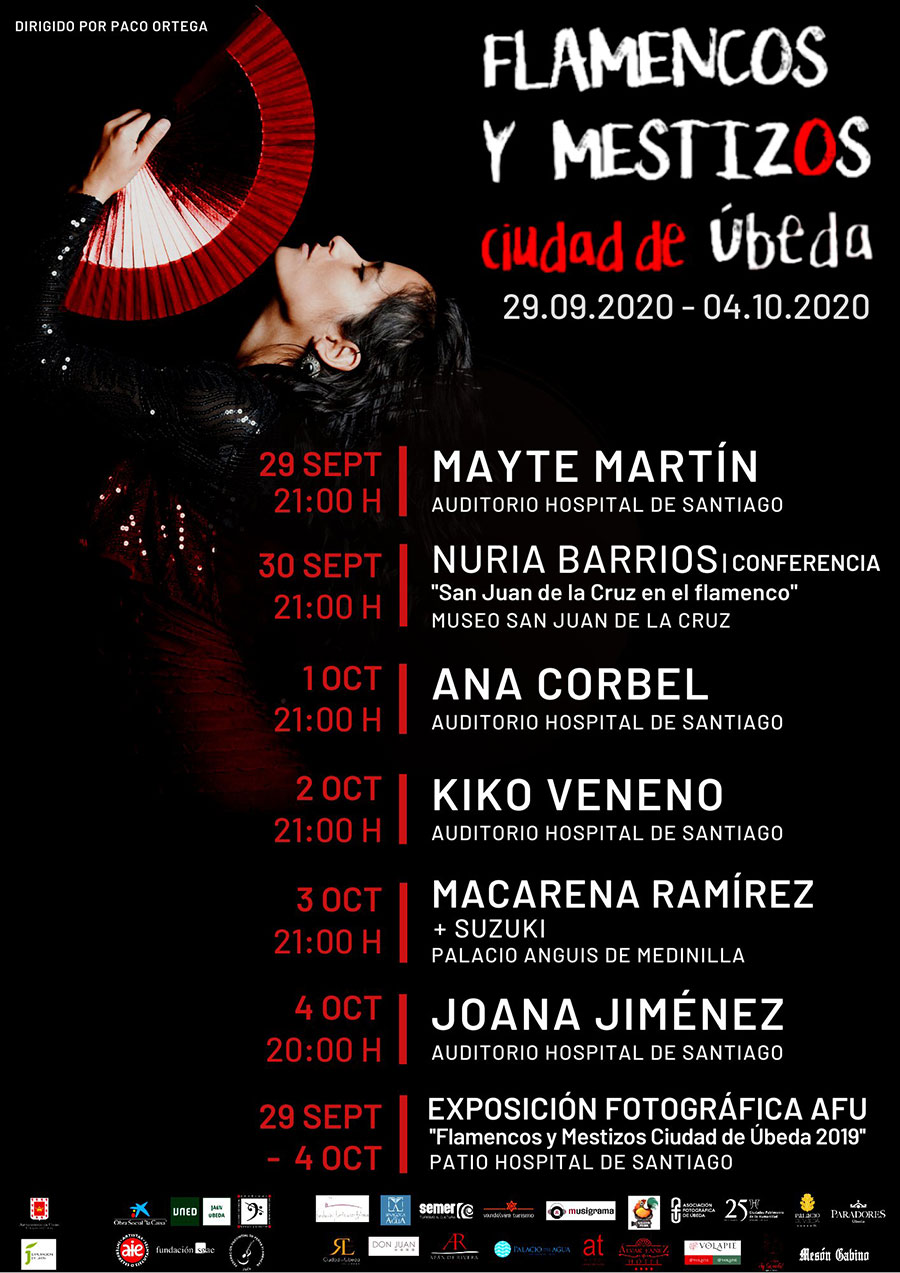Flamencos y Mestizos Ubeda 2020