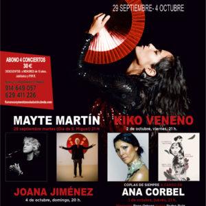 Flamencos y Mestizos - Úbeda 2020