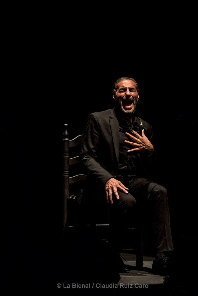 Pedro El Granaíno - La Bienal