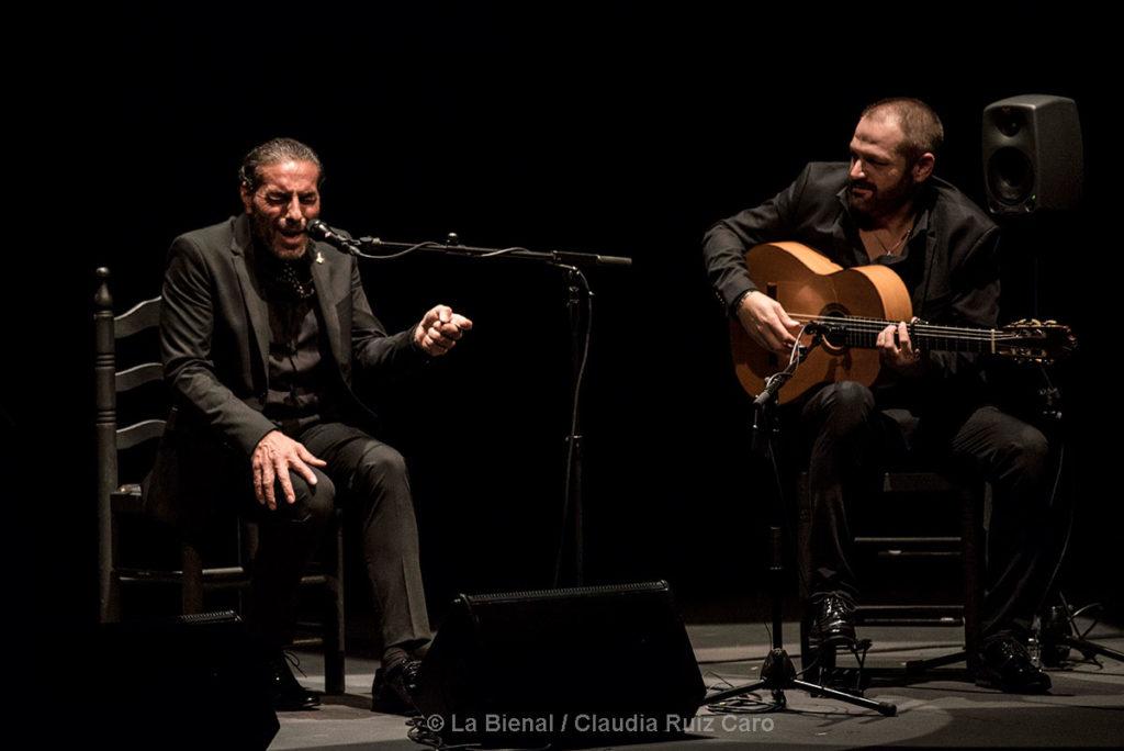 Pedro El Granaíno & Patrocinio hijo - La Bienal