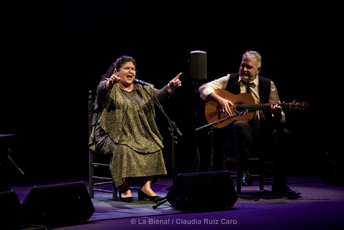 Inés Bacán & Eugenio Iglesias - La Bienal