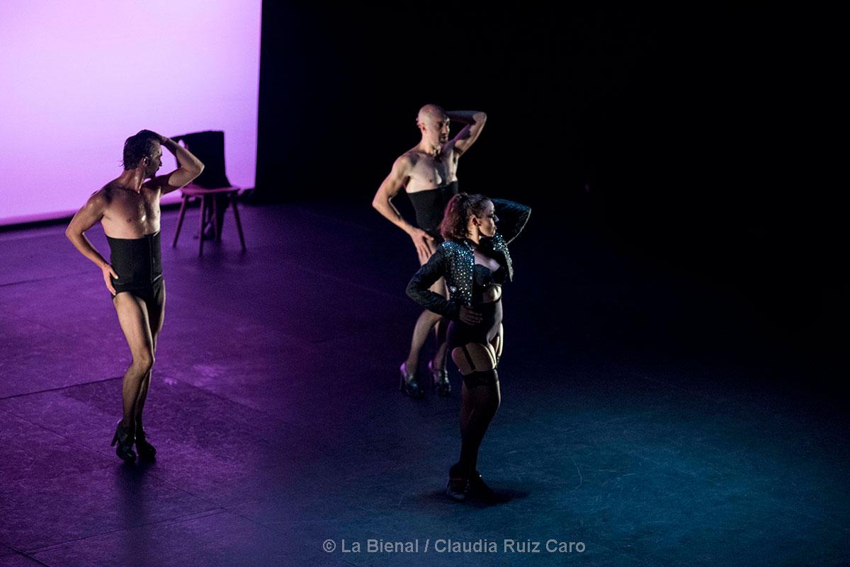 Choni Cia Flamenca - Cuero/Cuerpo - La Bienal