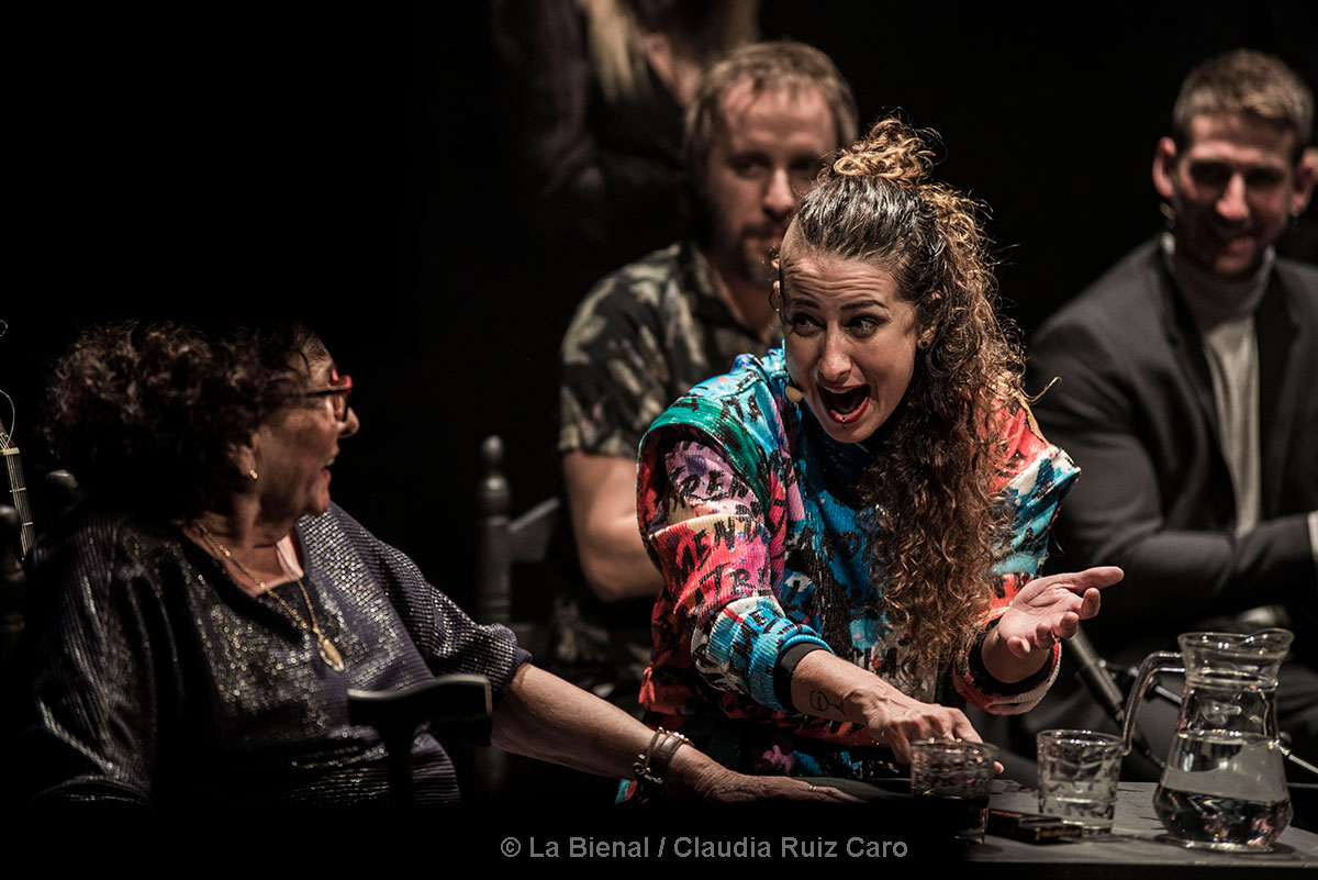 Tremendamente flamenca y libre