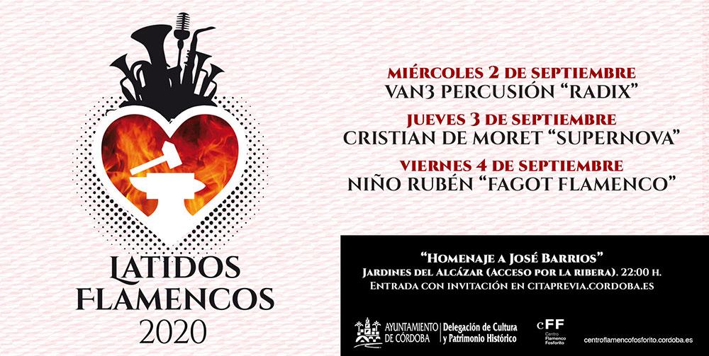 Látidos flamencos Córdoba