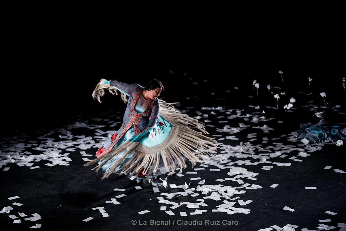 Cía La Lupi 'Lenguaje oculto' en La Bienal