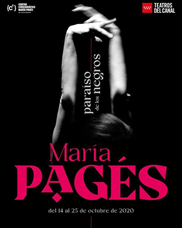 María Pagés - Paraiso de los negros
