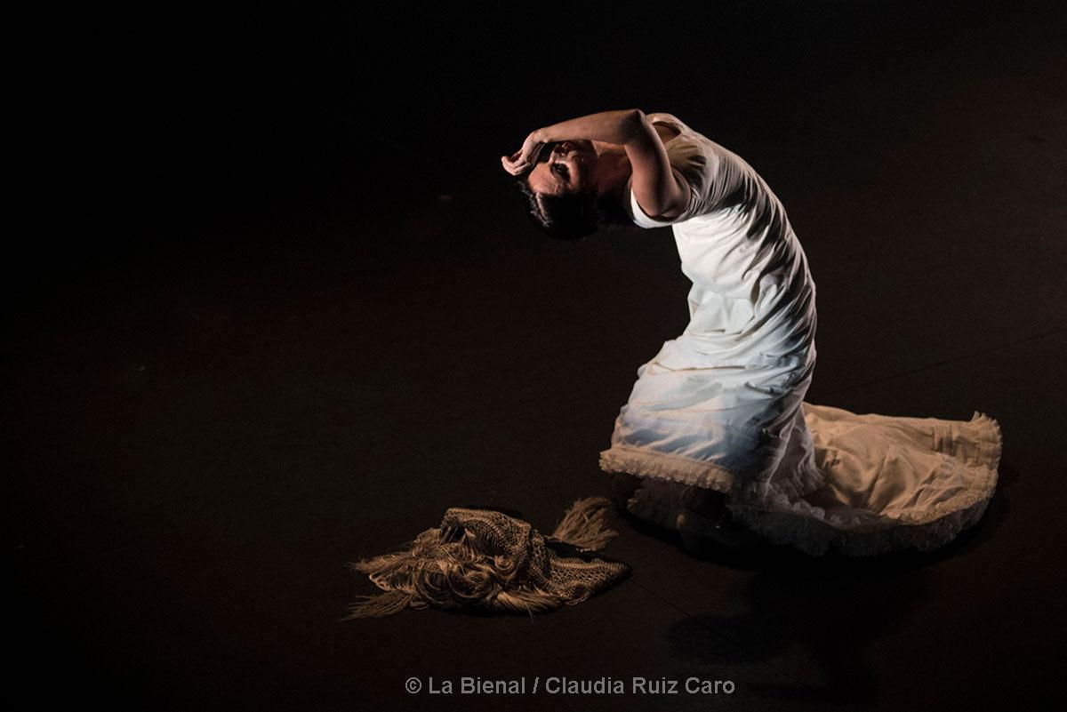 Mercedes de Córdoba «Ser: ni conmigo ni sin mí» en La Bienal