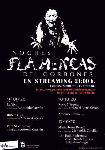 Noches flamencas del Corbones - Streaming