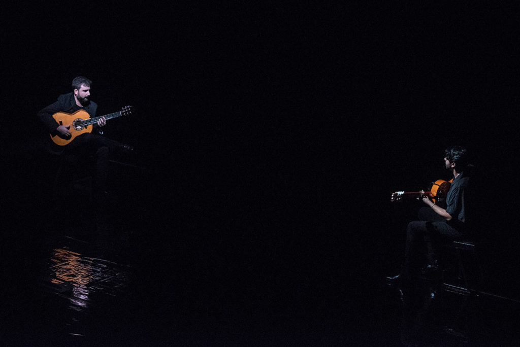 Eduardo Trassierra / Yerai Cortés - foto: Claudia Ruiz Caro /La Bienal