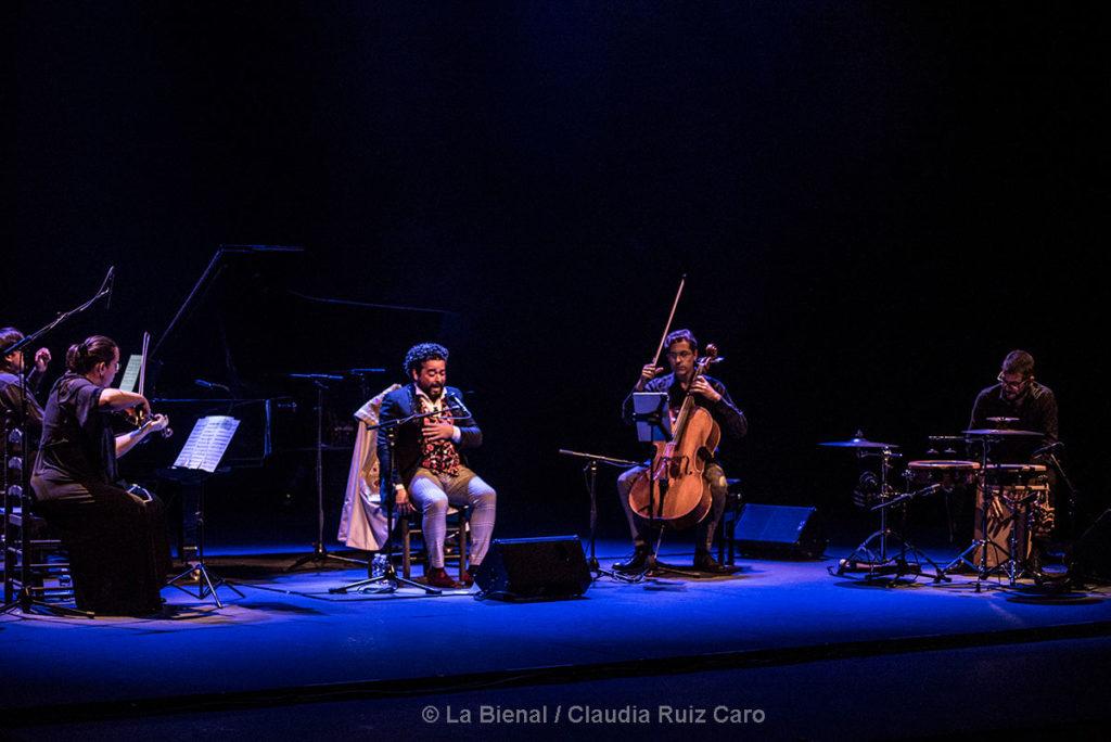 Trio Arbós - Rafael de Utrera - La Bienal