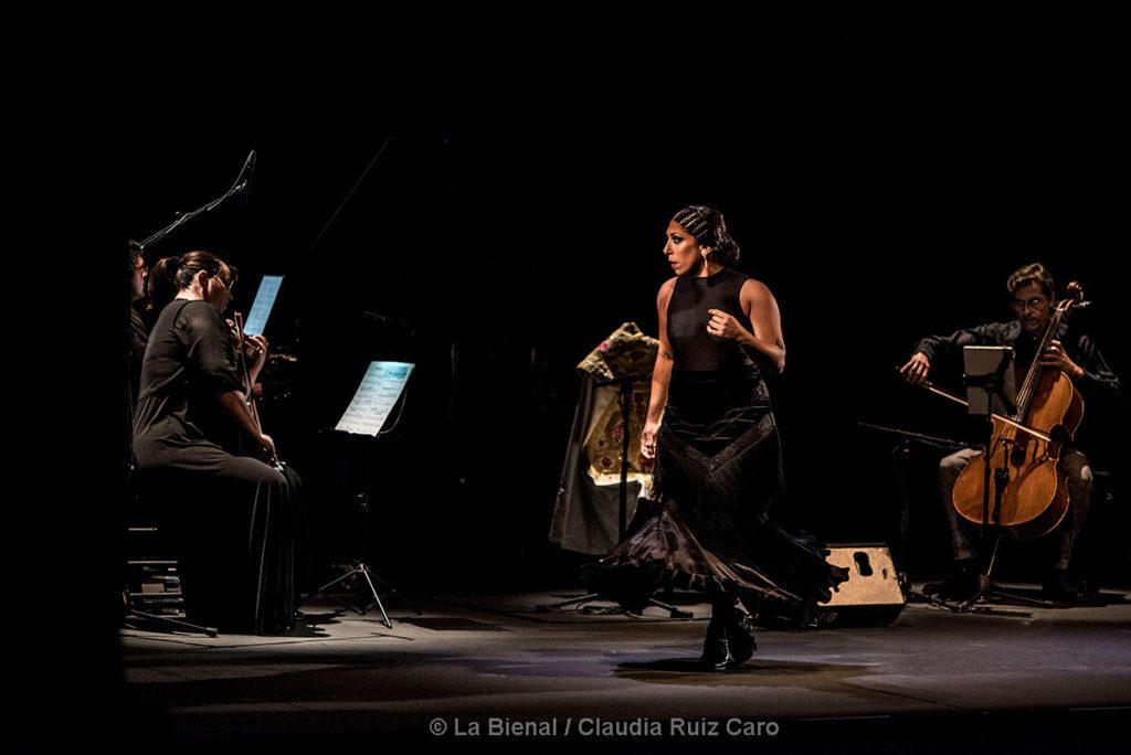 Trio Arbós - La Moneta - La Bienal