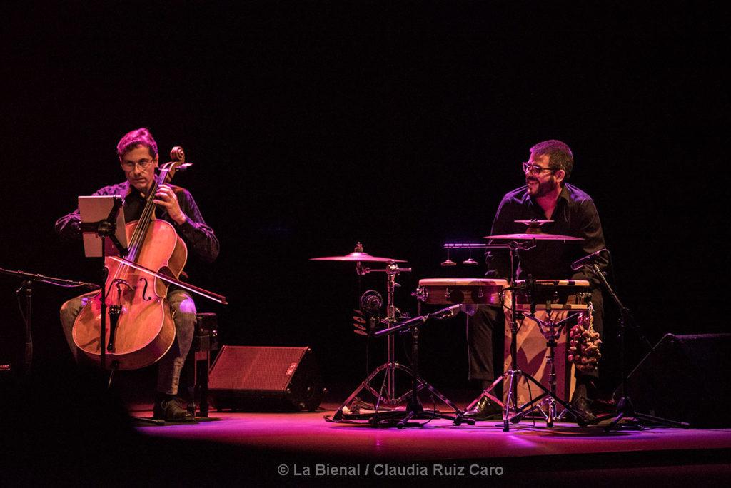 Trio Arbós - Paquito González - La Bienal