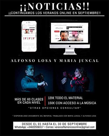 Veranos Flamencos Amor de Dios - Septiembre online