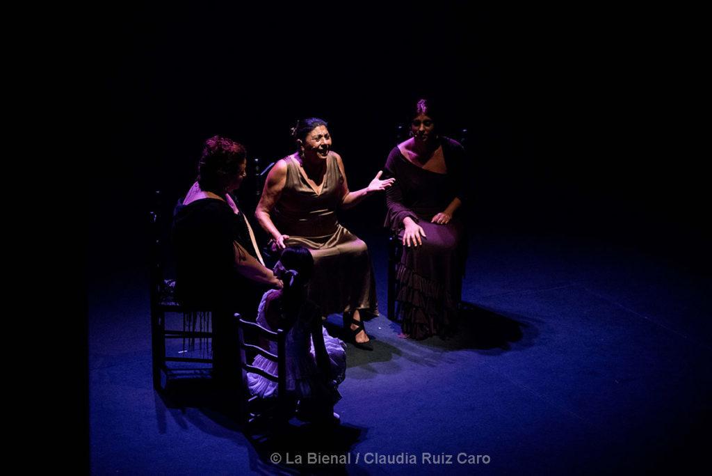 Dolores Agujetas - Moreno - La Bienal