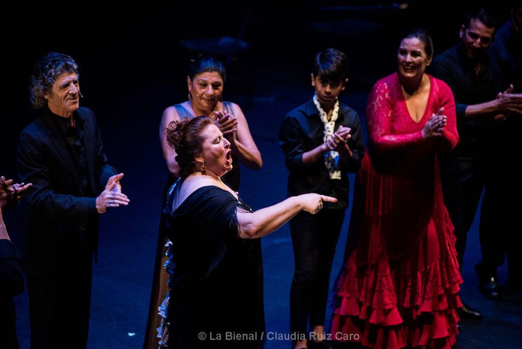 María del Mar Moreno - La Bienal