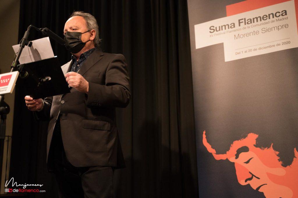 Antonio Benamargo - Director Suma Flamenca 2020