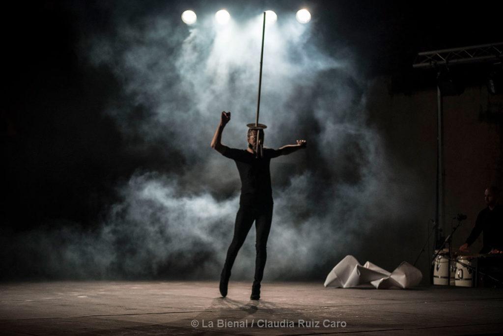 Andrés Marín - La Vigilia Perfecta - La Bienal