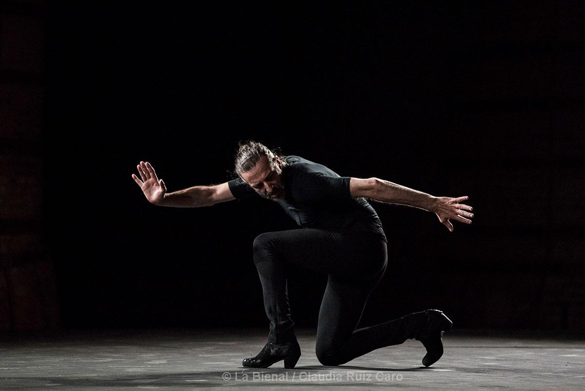 Andrés Marín: el baile como desafío