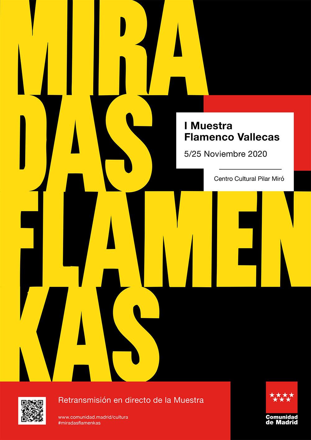Mira/Das FlamenKas, el flamenco reivindica los barrios