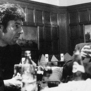 Enrique Morente & Leonard Cohen - foto: Alvberto Manzano