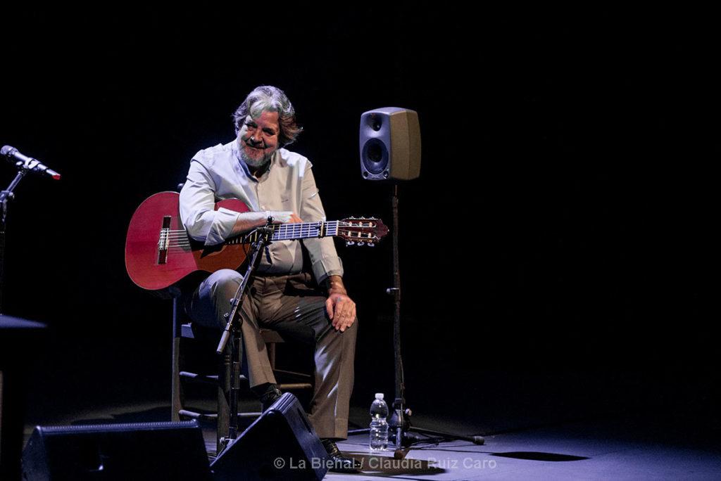 Rafael Riqueni - La Bienal