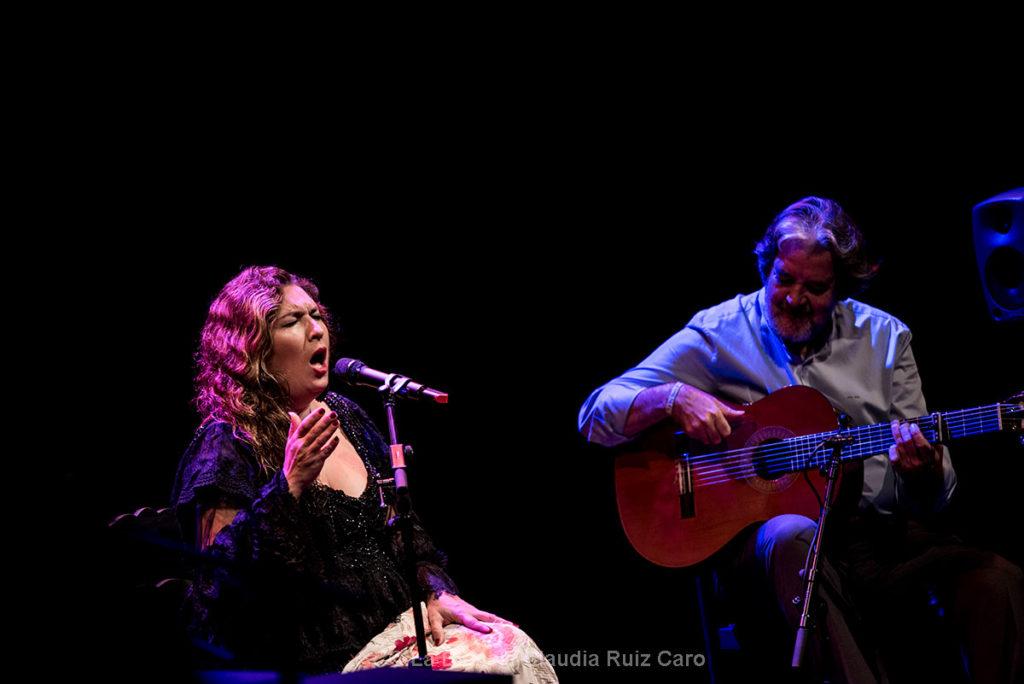 Estrella Morente & Rafael Riqueni - La Bienal