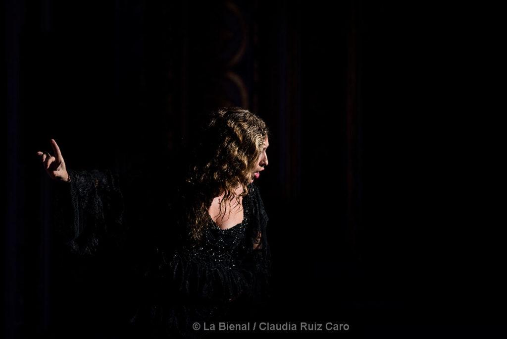 Estrella Morente - La Bienal