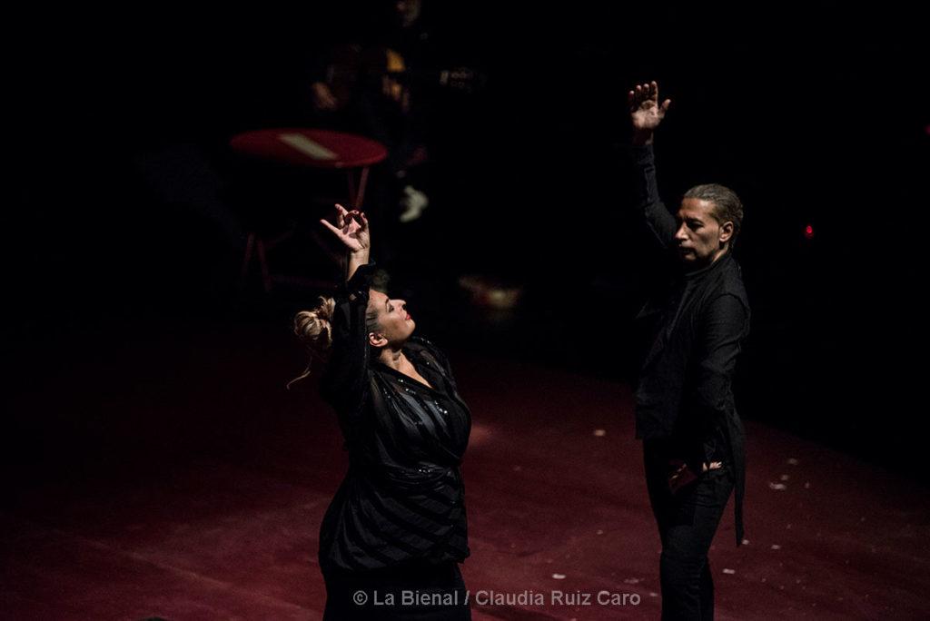 Israel Galván & Pastora Galván - Le Cirque Romanés - Gatomaquia - La Bienal