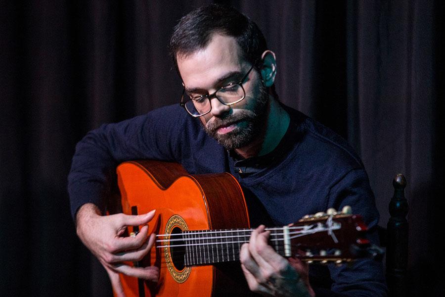Javier Conde - foto: Manjavacas
