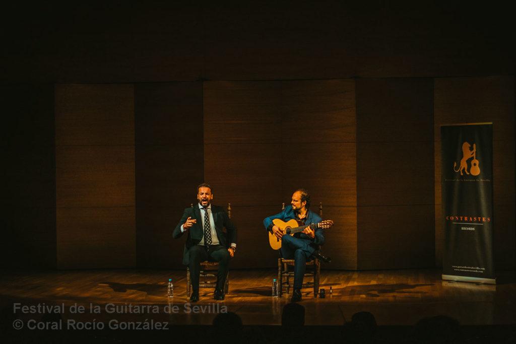 Canito & Jesús Méndez - foto: Coral Rocío González
