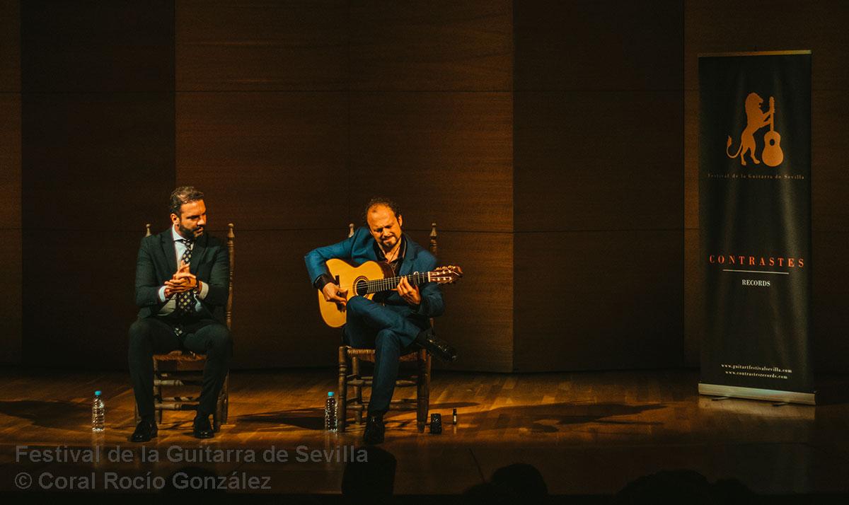 Canito, la guitarra de las notas suspendidas
