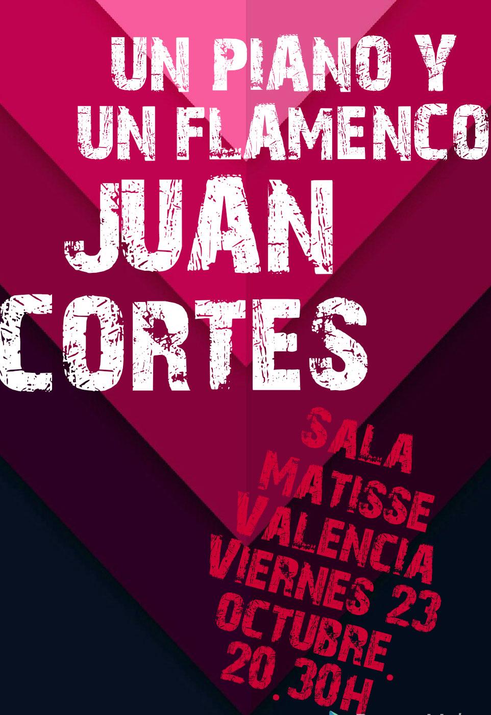 Juan Cortés - Piano solo