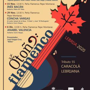 Otoño Flamenco Lebrija