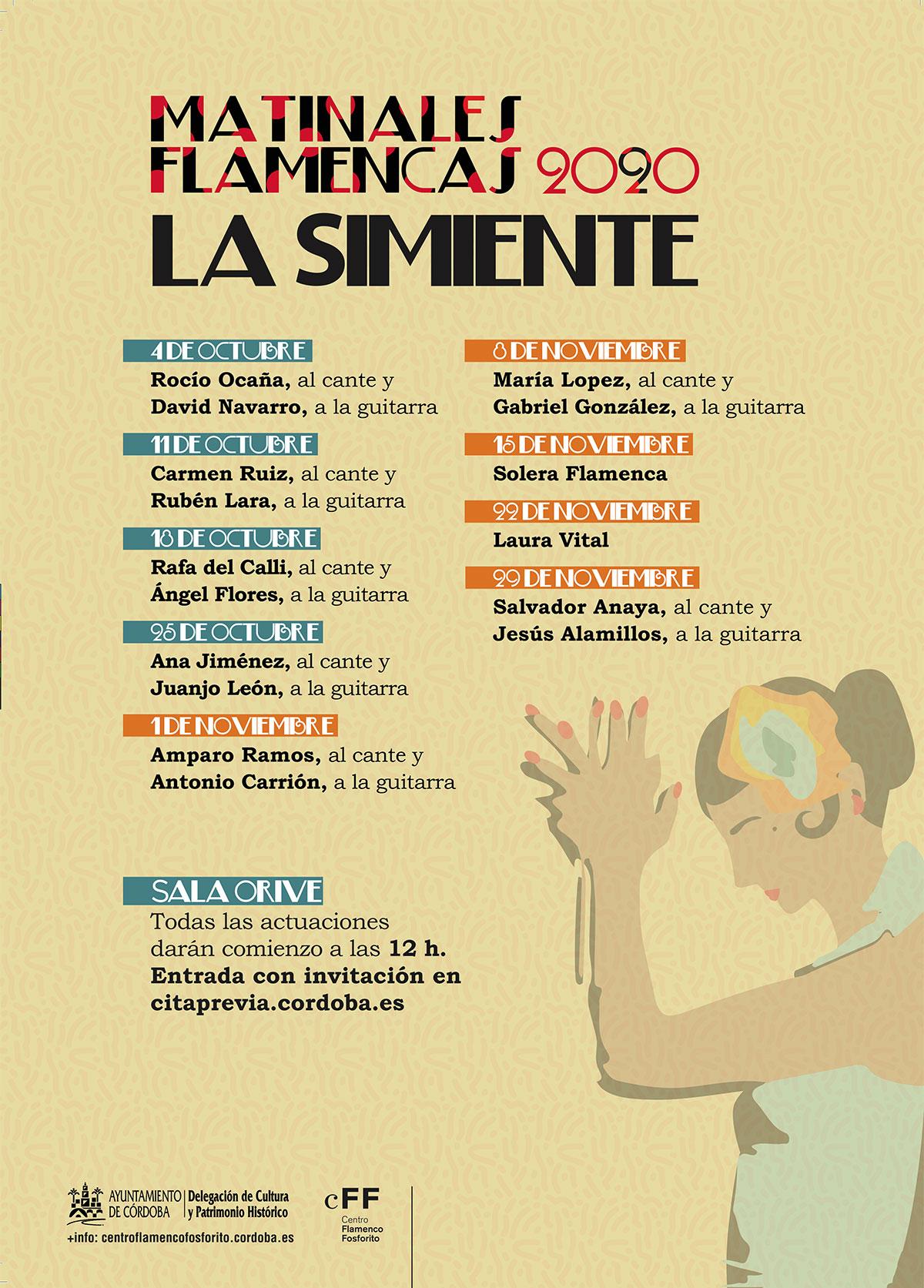 Matinales Flamencas - Córdoba
