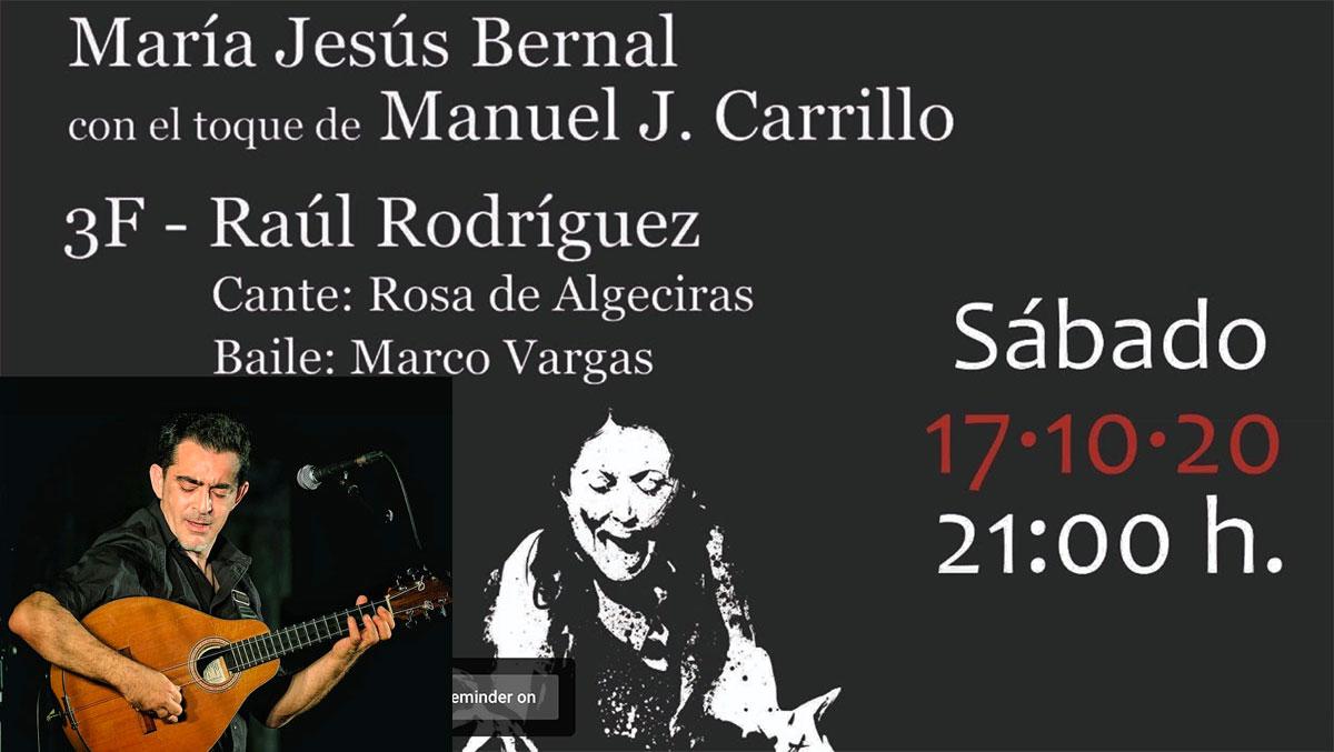 Raúl Rodríguez estrena '3F' ONLINE