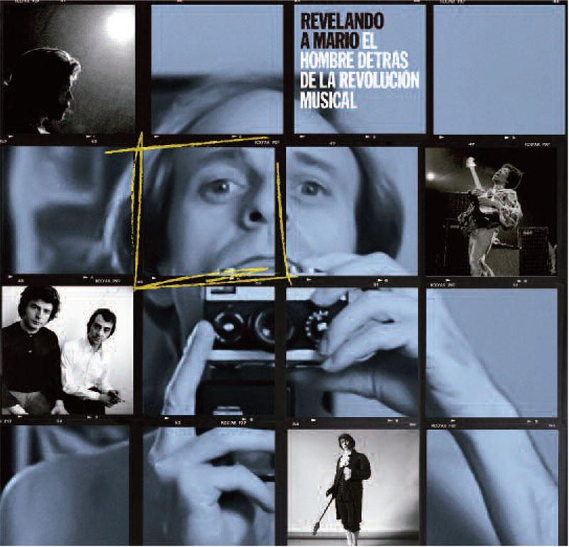 REVELANDO A MARIO – LP/Vinilo